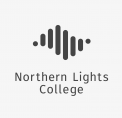 Northern Lights College logo
